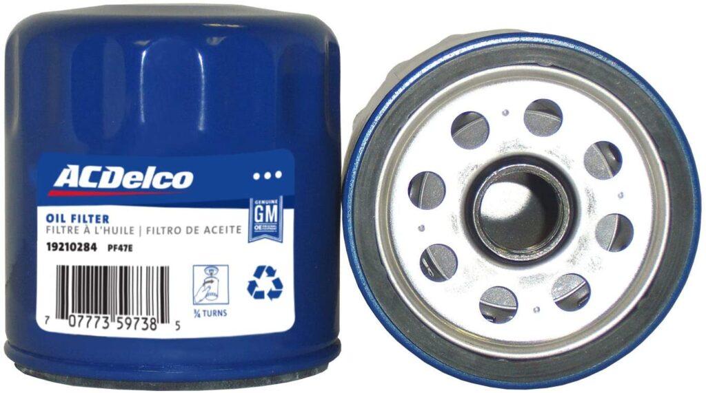 ACDelco GM Original Equipment PF47E Engine Oil Filter