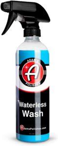 Adam's Waterless Wash (16oz) - Car Cleaning Car Wash Spray