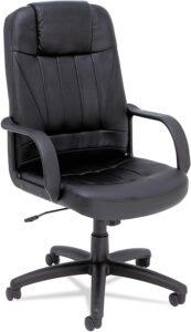 Alera Sparis Executive High-Back Swivel/Tilt Chair