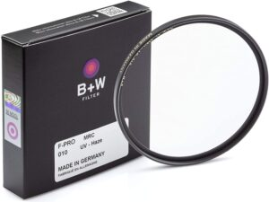 B + W 67mm UV Protection Filter (010) for Camera Lens