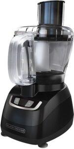 BLACK+DECKER 8-Cup Food Processor