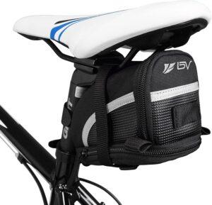 BV Bicycle Strap-On Bike Saddle Bag