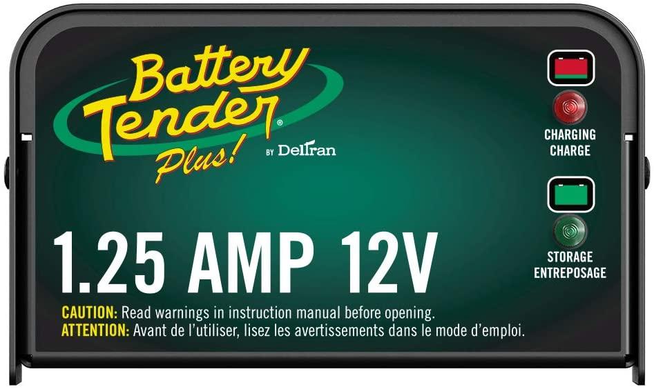Battery Tender Plus 12V Battery Charger