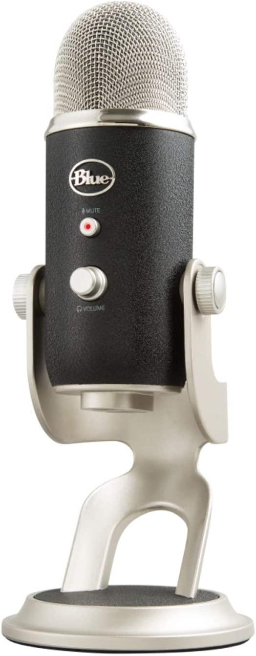 Blue Microphones Yeti Pro USB Condenser Microphone
