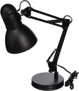 Boston Harbor TL-WK-134E-BK-3L Swing Arm Adjustable Desk Lamp