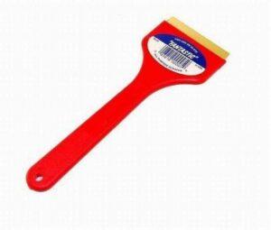 CJ Industries F101 Fantastic Ice Scraper with Brass Blade