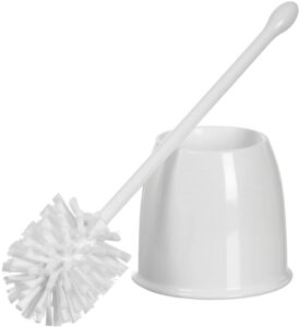 Casabella, White Toilet Bowl Brush