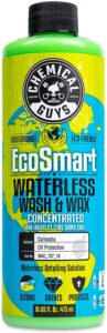 Chemical Guys EcoSmart, Hyper Concentrated Waterless Car Wash