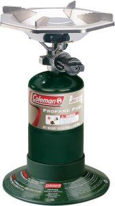 Coleman Gas Stove Portable Bottletop Propane Camp Stove
