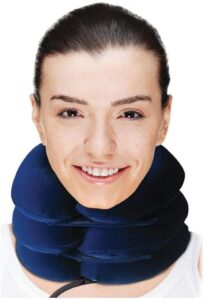 Comfortable Cervical Neck Traction Device