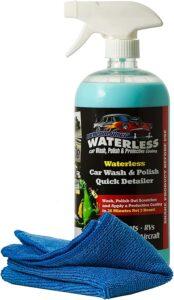 DualPolymer Waterless Car Wash