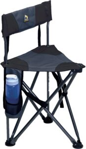 GCI Outdoor Quik-E-Seat, Black