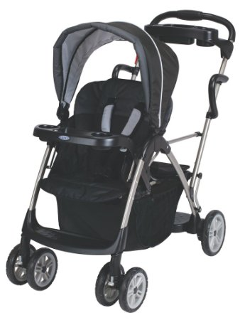 Graco Room For 2 Stand and Ride Classic Connect Stroller