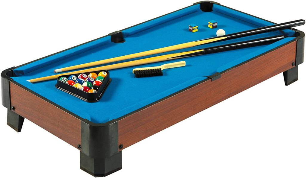 Hathaway Sharp Shooter 40-in Portable Table Top Pool