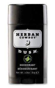 Herban Cowboy Deodorant, Dusk, 2.8 Ounce