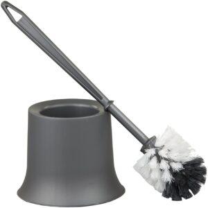 Home Basics Toilet Brush Holder