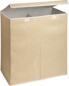 Honey-Can-Do Large Dual Laundry Hamper