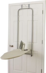 Household Essentials 144222 Over The Door Small Ironing Board