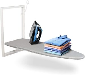 Ivation Wall-Mounted Ironing Board
