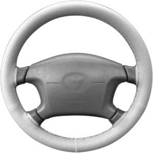LemonBest Universal Pu Leather Car Steering Wheel Cover