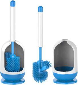 MR.SIGA Soft Bristle Toilet Brush