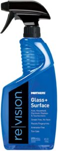 Mothers 06624 re|Vision Glass+Surface Cleaner
