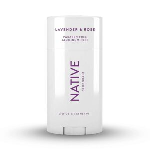Native Deodorant - Natural Deodorant for Women and Men