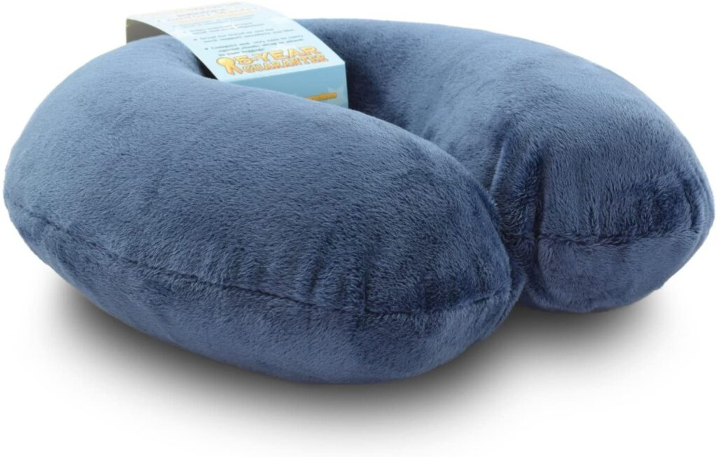 Neck Pillow That Provides Optimum Comfort and Supports Foam Travel Pillow