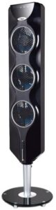 """Ozeri 3x Tower Fan (44"""") with Passive Noise"""