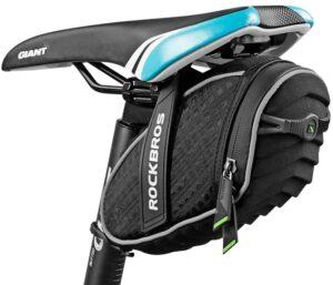 ROCKBROS Bike Seat Bag Waterproof