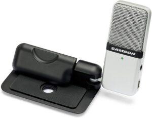 Samson SAGOMIC Go Mic Portable USB Condenser Microphone