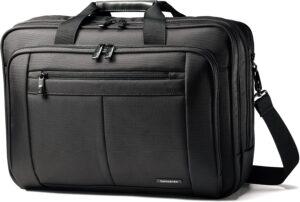 Samsonite Classic Multi Gusset Toploader Briefcase