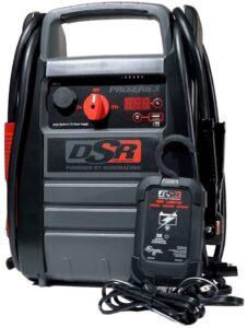 Schumacher DSR ProSeries Rechargeable Pro Jump Starter