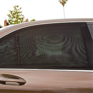Shade Sox Universal Car Side Window Baby Sun Shade