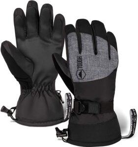 Ski & Snow Gloves - Waterproof Winter
