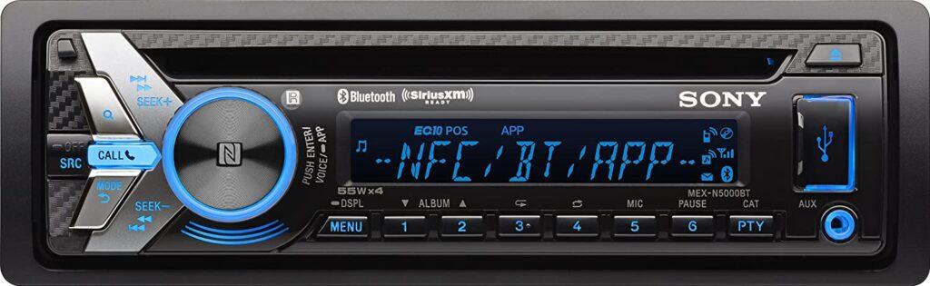 Sony MEXN5000BT CD Car Stereo Receiver