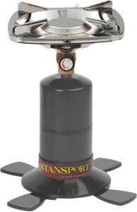 Stansport Single Burner 10,000 BTU Propane Stove