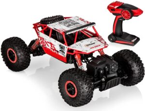 Top Race Remote Control Car for Boys, RC Monster Truck