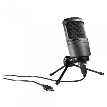 USB Condenser Microphone from Audio-Technica