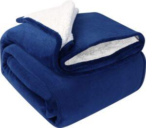 Utopia Bedding Sherpa Bed Blanket