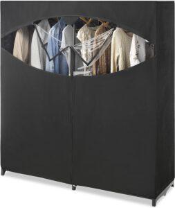Whitmor Portable Wardrobe Clothes Storage