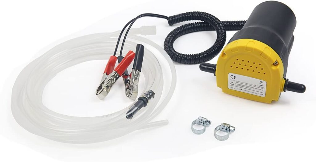 XtremepowerUS 12v Fluid Oil Diesel Extractor