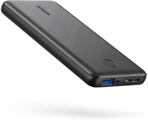 Anker Portable Charger, PowerCore Slim 10000 Power Bank