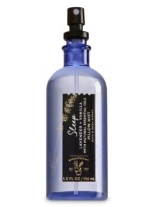 Bath and Body Works Aromatherapy Pillow Mist Lavender Vanilla (Retired Fragrance)