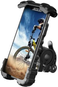 Bike Phone Holder, Motorcycle Phone Mount