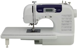 Brother Sewing and Quilting Machine, CS6000i, 60 Built-in Stitches