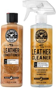 Chemical Guys SPI 109_16 Leather Cleaner and Leather Conditioner Kit