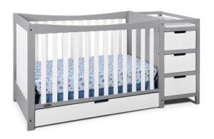 Convertible Crib With Storage