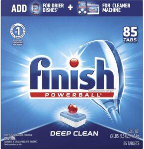 Finish - All in 1-85ct - Dishwasher Detergent