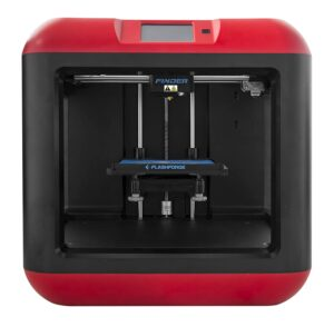 FlashForge Finder 3D Printers with Cloud, Wi-Fi, USB cable and Flash drive connectivity